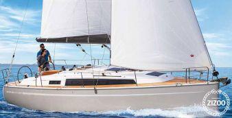 Sailboat Bavaria Cruiser 34 2017