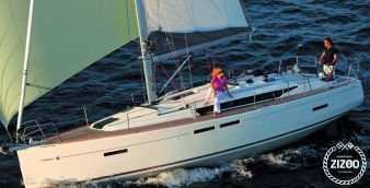 Sailboat Jeanneau Sun Odyssey 419 2018