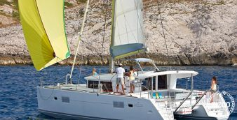 Catamaran Lagoon 400 S2 2017