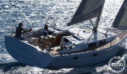 Sailboat Hanse 415 (2017)