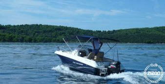Speedboat Jeanneau Cap Camarat 5.5 CC 2012