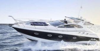 Motor boat Astondoa 40 2004