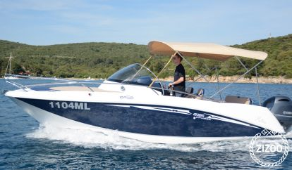 Barco a motor Galeon Galeon (2017)