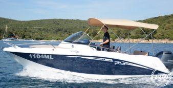 Motoscafo Galia 635 Cruiser 2017