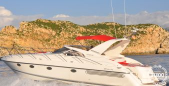 Barca a motore Fairline Targa 43 2003