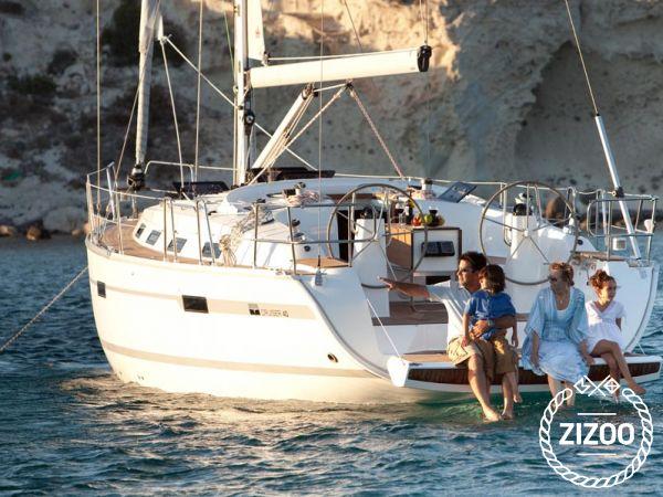 Barca a vela Bavaria Cruiser 40 (2012)-2