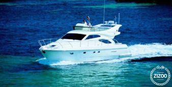 Motor boat Ferretti 430 Fly 2004