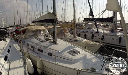 Sailboat Beneteau Cyclades 39.3 (2008)