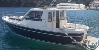Motorboot Sas Vektor Adria 1002 2000
