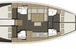 Sailboat Dufour 460 Grand Large 2016