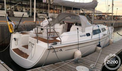Segelboot Hanse 325 (2013)