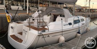 Segelboot Hanse 325 2013