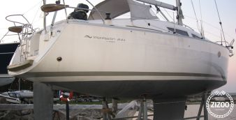 Segelboot Elan 344 Impression 2007