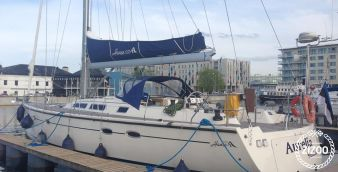 Barca a vela Hanse 531 2004