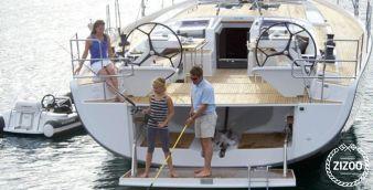 Segelboot Hanse 575 2012