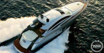Motor boat Pershing 72 2003