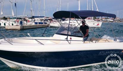 Speedboat Atlantic Marine 670 Open (2015)