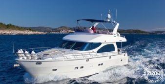 Barca a motore Yaretti 2210 2004