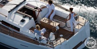 Barca a vela Dufour 405 L 2012