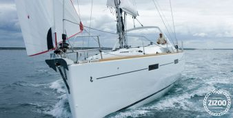 Sailboat Beneteau Oceanis 45 2017