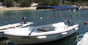 Motor boat M-SPORT 500 2015