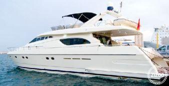 Motorboot Ferretti 70 2000
