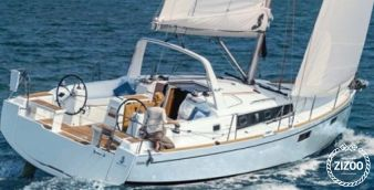 Sailboat Beneteau Oceanis 38.1 2017