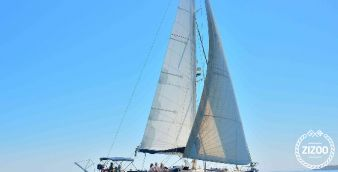 Sailboat Dufour Gib Sea 52 1994