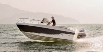 Motor boat Selva 17 2015