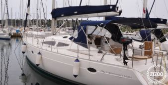 Sailboat Elan 434 Impression 2006