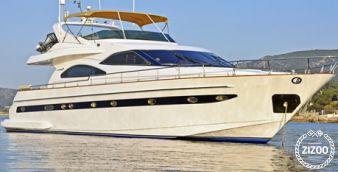 Barca a motore Astondoa 72 2016