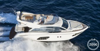 Barca a motore Absolute 52 Fly 2017