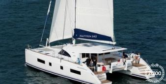 Catamaran Nautitech 542 2012