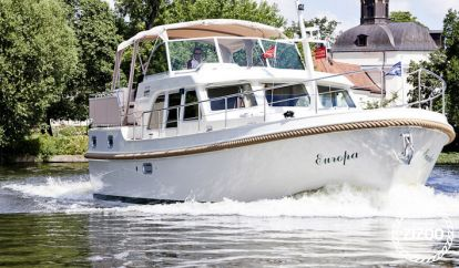 Houseboat Linssen Grand Sturdy 40.9 AC (2012)