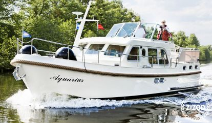 Houseboat Linssen Grand Sturdy 36.9 AC (2011)