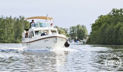 Houseboat Linssen Grand Sturdy 29.9 AC (2010)