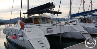 Catamaran Fountaine Pajot Belize 43 Quatuor (2004)