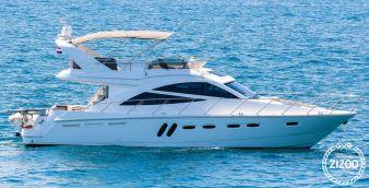 Motor boat Sealine T 50 2011