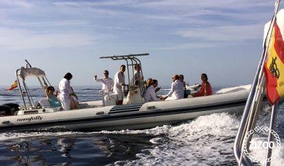 RIB Nuova Jolly King 990 (2008)