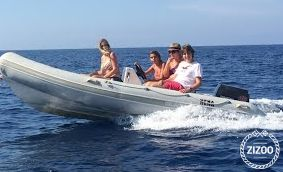 Speedboat Quicksilver 455 2004