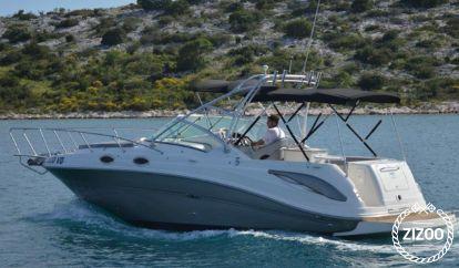 Motor boat Sea Ray 275 Amberjack (2006)