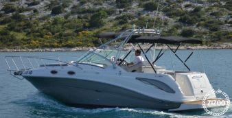 Motorboot Sea Ray 275 Amberjack 2006