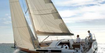 Segelboot Dufour 335 2014
