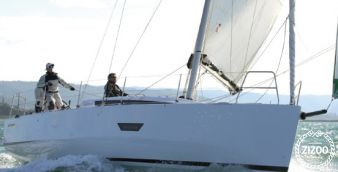Sailboat Elan 36 2017