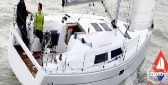 Sailboat Hanse 375 2010