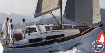 Sailboat Dufour 405 2010