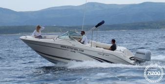 Motoscafo Sea Ray 21 SPX 2007