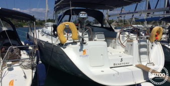 Sailboat Beneteau 50.5 2010