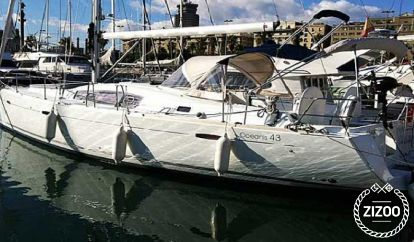 Sailboat Beneteau Oceanis 43 (2010)