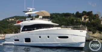 Motor boat Azimut 53 Magellano 2015